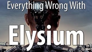 Download Everything Wrong With Elysium In 12 Minutes Or Less Video