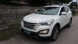 Download 2013 Hyundai Santa Fe 2.2L GL ReVGT 2wd Review (Interior, Exterior, Engine) Video