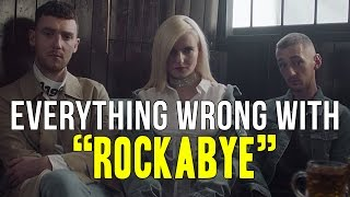 Download Everything Wrong With Clean Bandit - ″Rockabye″ Video