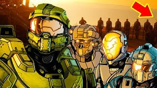 Download Halo Lore - Where was Blue Team During Halo 1-4? Video