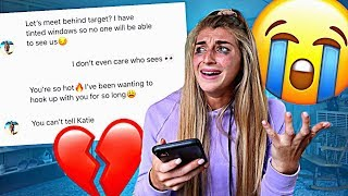 Download CATFISHING my Boyfriend to see if he cheats..*WE BREAK UP* Video