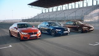 Download RADICALLY MORE. The new 2017 BMW M4 Coupè, BMW M4 Convertible and BMW M3 Sedan. Video