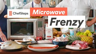 Download ChefSteps Microwave Frenzy: the failures, successes, and delicious surprises Video