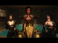 Download Skyrim Mod Review - Velothi Palace, Serana & Claire and Dwemer Dogs Video