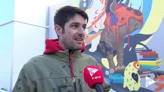 Download Proyecto Tuenti Urban Art Academy - Noticia @UPVTV, 17-12-2018 Video