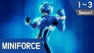 Download Miniforce Season 1 Ep 1~3 Video