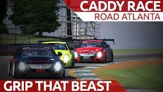 Download Caddy Race! Road Atlanta Video