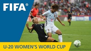 Download MATCH 31: USA v JAPAN - FIFA Women's U20 Papua New Guinea 2016 Video