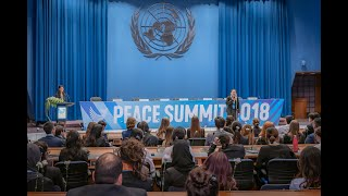 Download Peace Summit 2018 Video