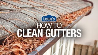 Download How to Clean Gutters & Install Gutter Guards Video