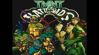 Download Battletoads & Teenage Mutant Ninja Turtles. OpenBor [Прохождение / Walkthrough] Video