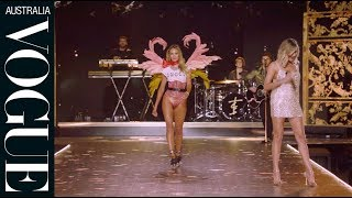 Download A first look at the 2018 Victoria's Secret Fashion Show | Vogue Australia Video