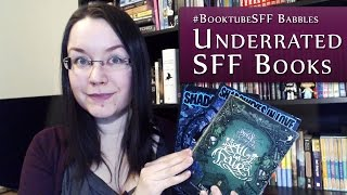 Download Underrated Science Fiction & Fantasy Books | #BooktubeSFF Babbles Video