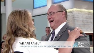 Download Father and Daughter reunited on The Today Show thanks to MyHeritage DNA Video