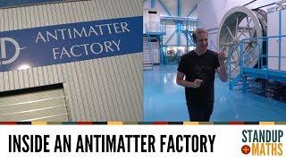 Download Inside an Antimatter Factory Video
