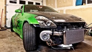 Download 350z: Fabrication is Finished! Video
