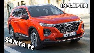 Download New Hyundai Santa Fe (2019) Detailed Look // Test Drive, Exterior, Interior Video