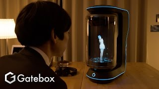 Download Gatebox - Virtual Home Robot [PV] english Video
