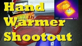 Download Hand Warmer Test -Which type is best? Video
