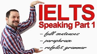 Download IELTS Speaking Part 1 - How to get high scores Video