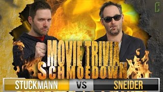 Download Movie Trivia Schmoedown - Chris Stuckmann Vs Jeff Sneider Video