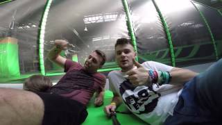 Download WYPRAWA DO PARKU TRAMPOLIN! /With: Flarek, Mati, Kasia, Ania Video