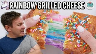 Download RAINBOW GRILLED CHEESE Video