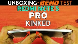 Download Redmi Note 5 Pro DURABILITY TEST (BEND & Scratch Tested) Kink-ed💔this time!! Not as strong as RN5? Video