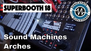 Download Superbooth 2018: Sound Machines Arches Touch Controller Video