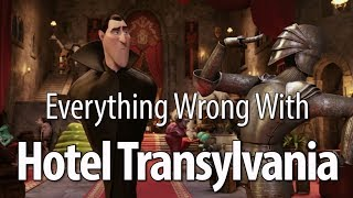 Download Everything Wrong With Hotel Transylvania In 11 Minutes Or Less Video