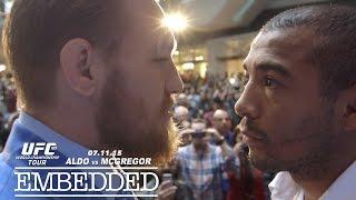Download UFC 189 World Championship Tour Embedded: Vlog Series - Episode 8 Video