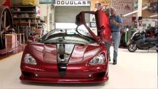 Download 2008 SSC Ultimate Aero - Jay Leno's Garage Video