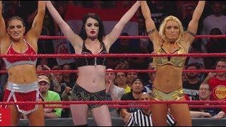 Download WWE RAW ! Paige Returns 11/20/2017 - Review Video