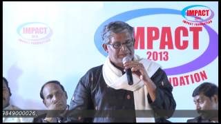 Download Motivational Words by Tanikella Bharani at IMPACT 2013 Video