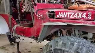 Download Super Jeep pt. 2 Rebuild frame removal Video