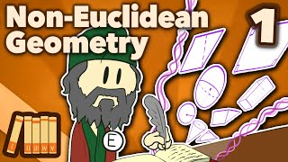 Download The History of Non-Euclidian Geometry - Sacred Geometry - Extra History - #1 Video
