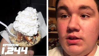 Download GOING OUT FOR ICE CREAM!! - May 12,2017 (Day 1,244) Video