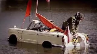 Download BBC: Top Gear - The Car Boat Challenge - Amphibious Cars in a Lake! Video