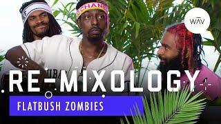 Download Flatbush Zombies Recreate Tupac's Favorite Drink   Re-Mixology Video