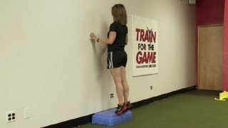 Download How to Build the Calves in Legs for Women : Get in Shape Video