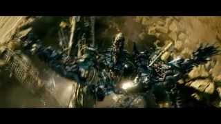 Download Transformers Revenge of the Fallen Optimus Prime VS The Fallen and Megatron Video