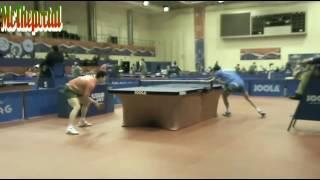 Download Table Tennis Ma Long Vs Bobocica 2009 Coach Camera Video