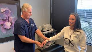 Download Louisiana Woman Gets Her Spine & SI Joints Adjusted At Advanced Chiropractic Relief Video