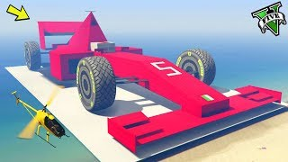 Download GTA 5 ONLINE 🐷 FORMULA UNO GIGANTE !!! 🐷 GARE STUNT 🐷N*232🐷 GTA 5 ITA 🐷 DAJE !!! Video