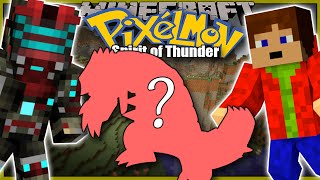 Download LEGENDÁRNÍ POKEMON? - Minecraft Pixelmon: Spirit of Thunder Ep.6 w/Porty! Video