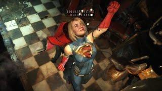 Download Injustice 2 Beta: Unfinished 02/15/2017 Video