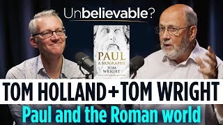 Download NT Wright & Tom Holland • How St Paul changed the world (Full Show) Video