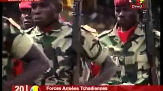 Download Chadian Arm Forces- Les Forces Armées Tchadiennes at 20th May celebration in Cameroon Video