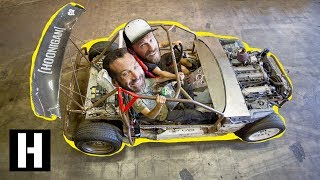 Download DYNO TIME! How Much Power Will our Supercharged ShartKart Make? Video