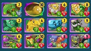 Download Plants Vs Zombies Heroes Todas las Cartas Legendarias de Plantas Con Sus Sorprendente Poder Video